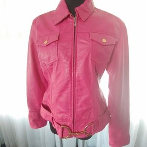 MAXIMA WILSON THE LEATHER EXPERTS SIZE L